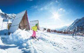 Der erste Slalom